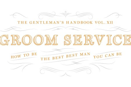 The Gentleman's Handbook, Vol. XII: Groom Service