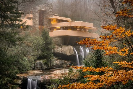 One Man's Mission to Photograph All 532 Frank Lloyd Wright Buildings