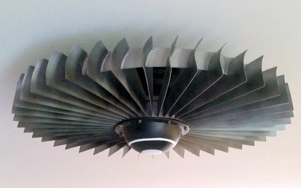 A Jet Engine Fan Would Make Your Home So Much Cooler