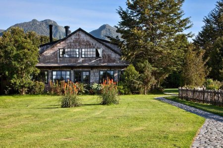The North Face Founder's Private Patagonian Farm Is for Sale