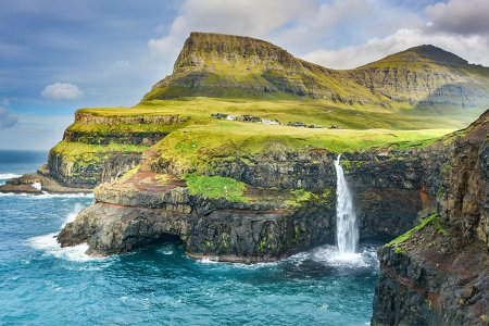 Iceland's Full: Try the Faroe Island, Right Next Door