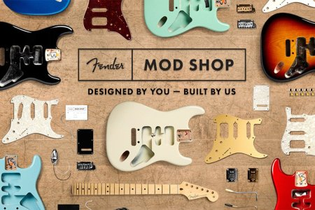 Fender Brings Custom Axes to the Masses for the First Time
