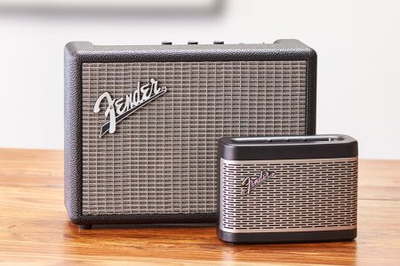 Fender's First Bluetooth Speakers Are Still Rock and Roll to Me