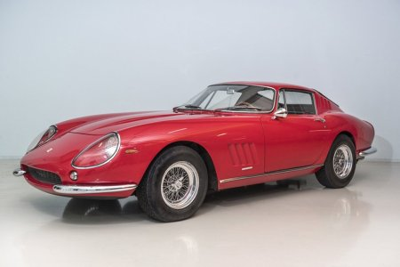 Quite Possibly the Rarest Ferrari on Earth
