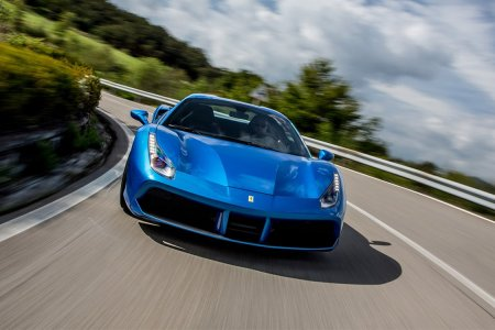 """Ferrari Says """"Happy Birthday to Me"""" With 350 One-of-a-Kind Vehicles"""