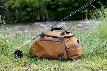 Filson's New Nylon Duffel Pack Is Perfect