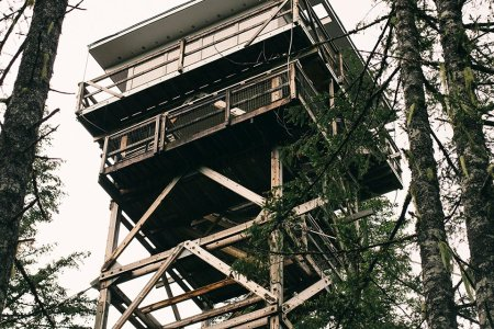 Filson Is Giving You a Chance to Camp In a Vintage Fire Tower
