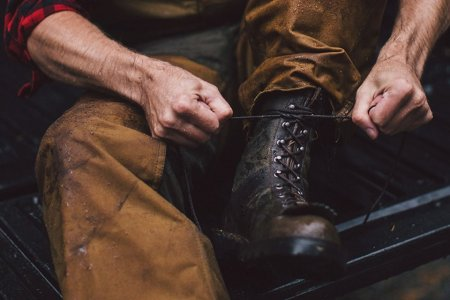 These Filson x Danner Boots Will Probably Last Till Your Grandson's Grandson