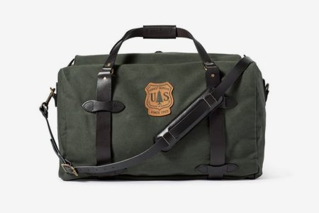 Filson and the US Forest Service Will Make a Duffel Guy of You Yet
