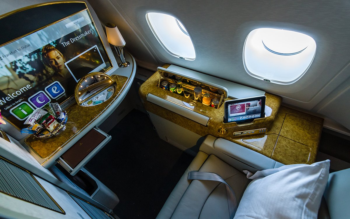 """Here's How Much You Need to """"Bid"""" Your Way Into First Class"""