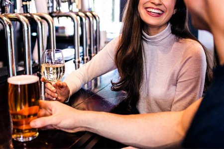 The Rules of Drinking on a First Date