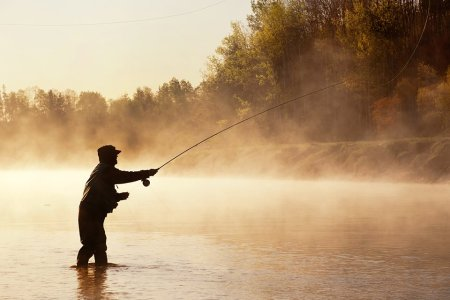 So You Want to Learn to Fly Fish…