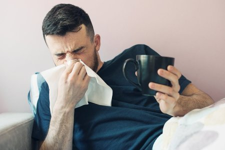 Men Are More Susceptible to the Flu Than Women, Says Most Nurturing Study Ever
