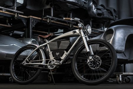 An Electric Bike With Serious Sex Appeal. Really.