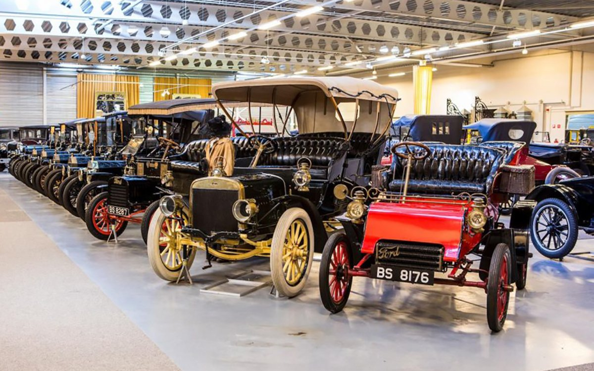 One of the World's Largest Private Ford Collections Is Headed to Auction