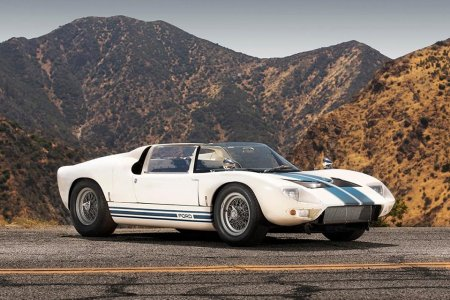 The Last Remaining Ford GT40 Roadster Is Looking for Its Forever Garage
