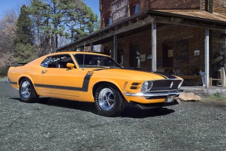 Did You Know the Ford Mustang Had a Boss?