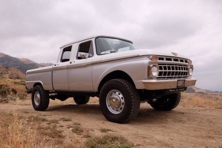 Petition to Change Our National Animal to This 1965 F-250