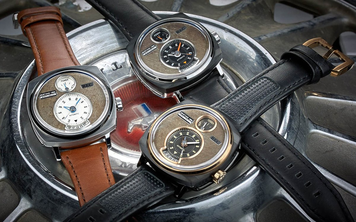 Cant afford a vintage mustang try this watch