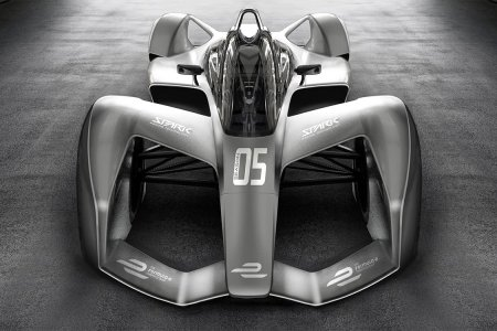 Formula E Just Unveiled Its Next Generation of Arachnoid Electric Supercars