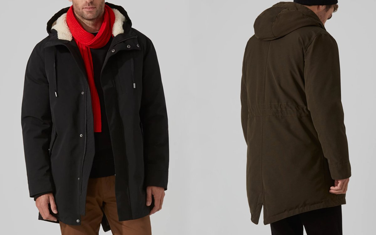 Consider This Classic Fishtail Parka Your Winter Jacket of Choice