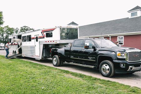 When You're Towing Cargo Worth More Than the Truck, Use the New Denali