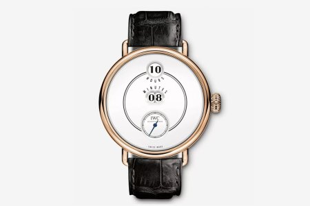 IWC Just Made a Pocket Watch for Your Wrist