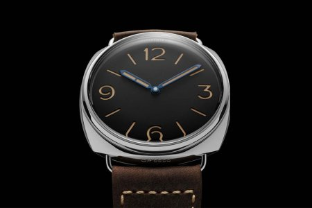 Panerai's New Logo-Less Watch Is a Subtle Masterpiece