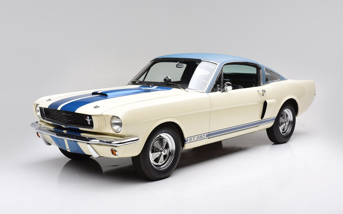 The Mother of All Shelby GTs Is Headed for Auction
