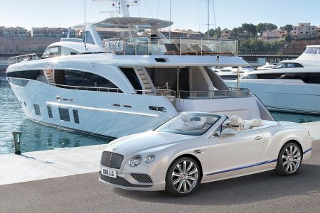 It's 'Naut' Your Imagination, That's a Yacht-Inspired Bentley