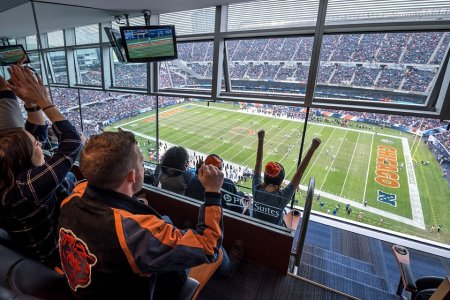 The Die-Hard Chicago Sports Fan's Guide to Single Game Box Suites