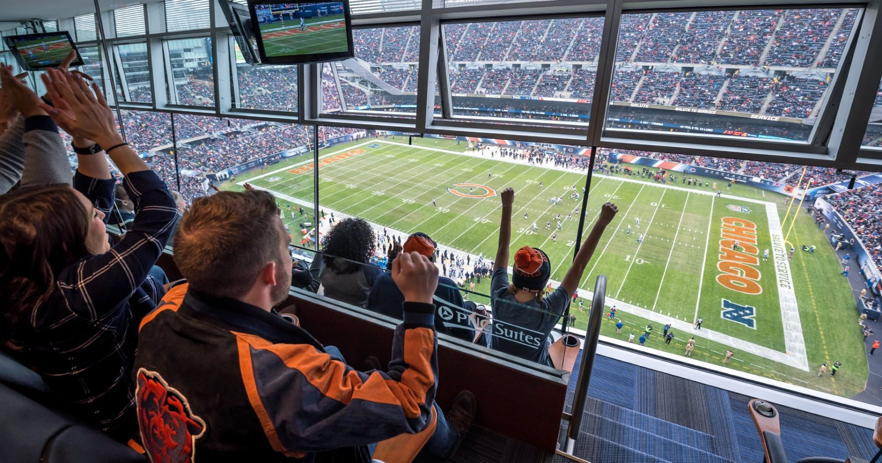 The Chicago Sports Fans Guide To Single Game Box Suites Insidehook