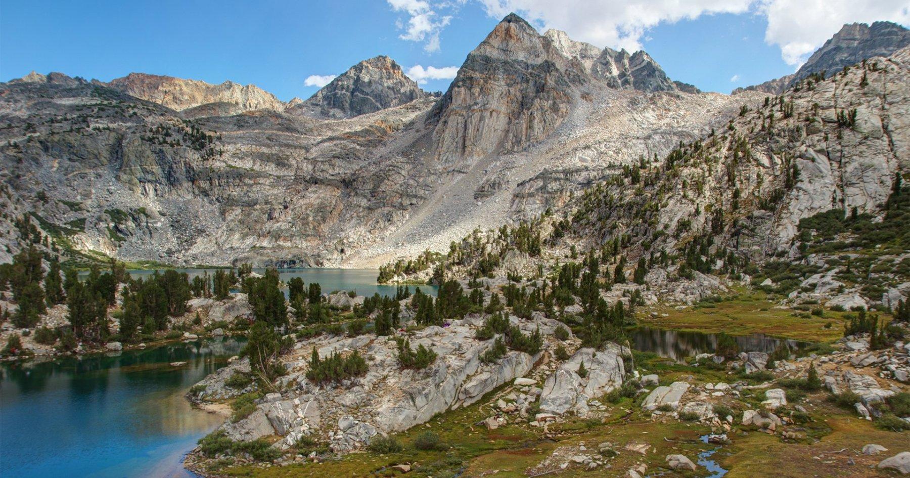 Gear Trails, Vol 2.: Hiking California