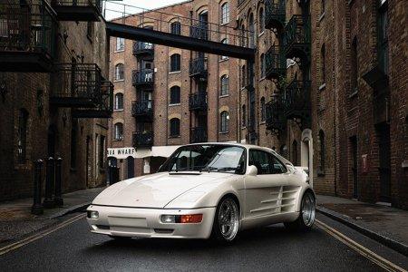 Uwe Gemballa's Franken-Porsches Are the '80s Nostalgia You Need