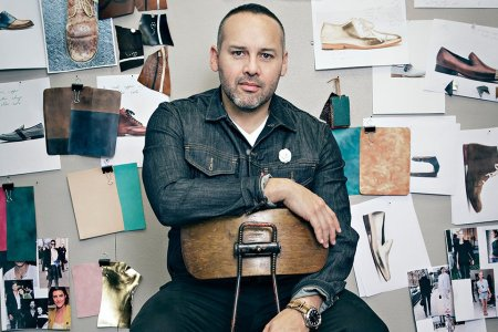 Clothes and Personal: George Esquivel