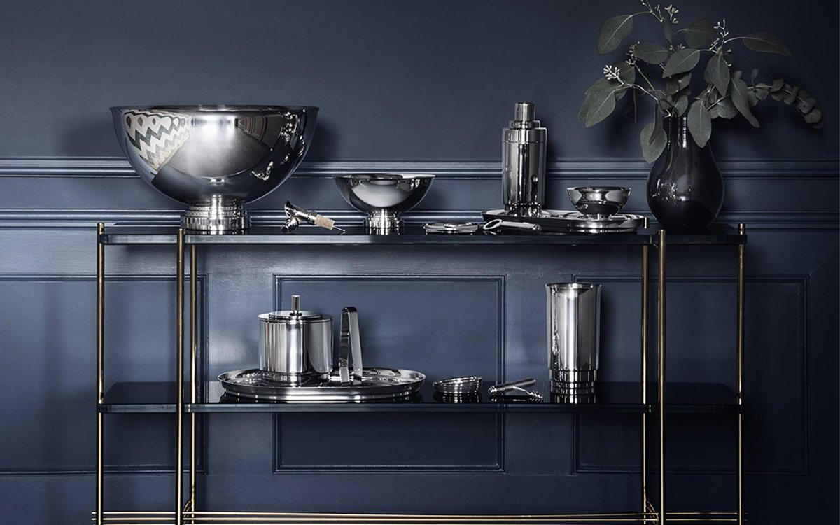 The Jazz Age Upgrade Your Home Bar Deserves