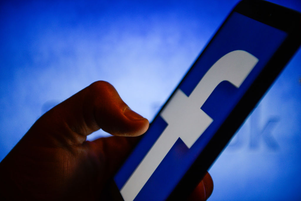 Watch out for your own privacy when it comes to Facebook. (Getty Images)