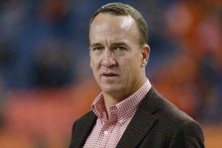 Former quarterback Peyton Manning. (Russell Lansford/Icon Sportswire via Getty)