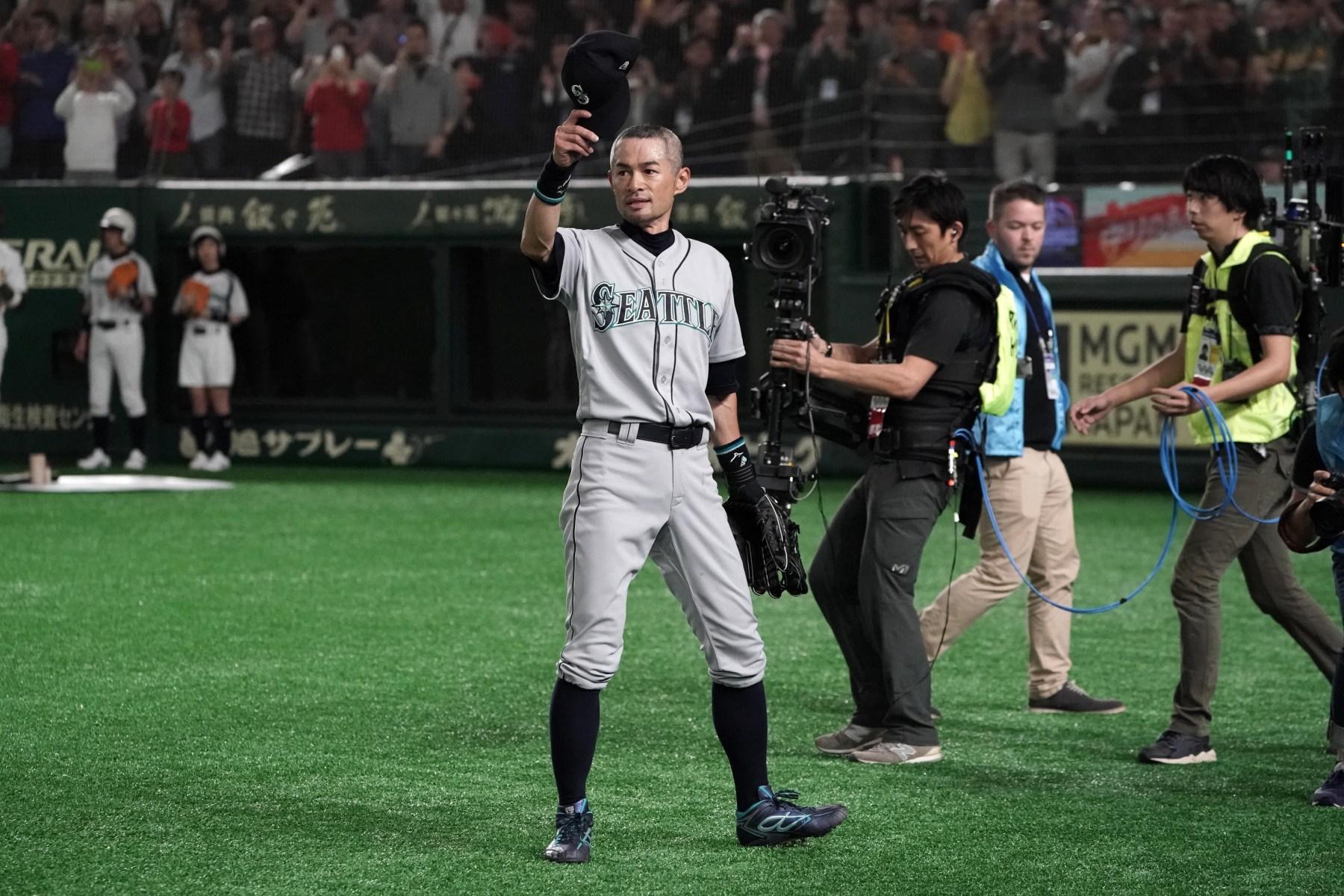 ichiro retires