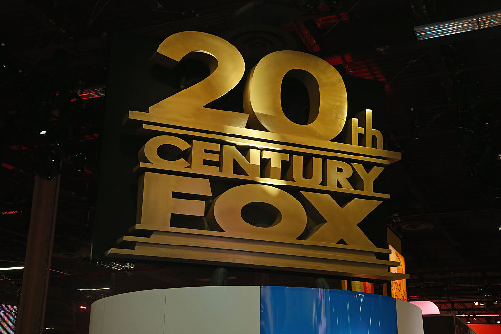 This 20th Century Fox sign  is a thing of the past. (Getty Images)