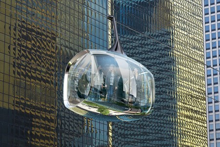 Chicago Wants to Build the Country's First Great Urban Gondola
