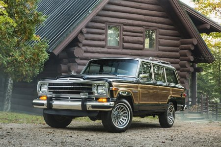 It's Official: Jeep Woodys and Ford Broncos Are Returning From the Dead