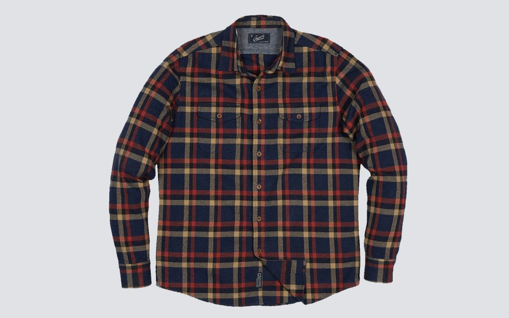 Grayers Heritage Flannel