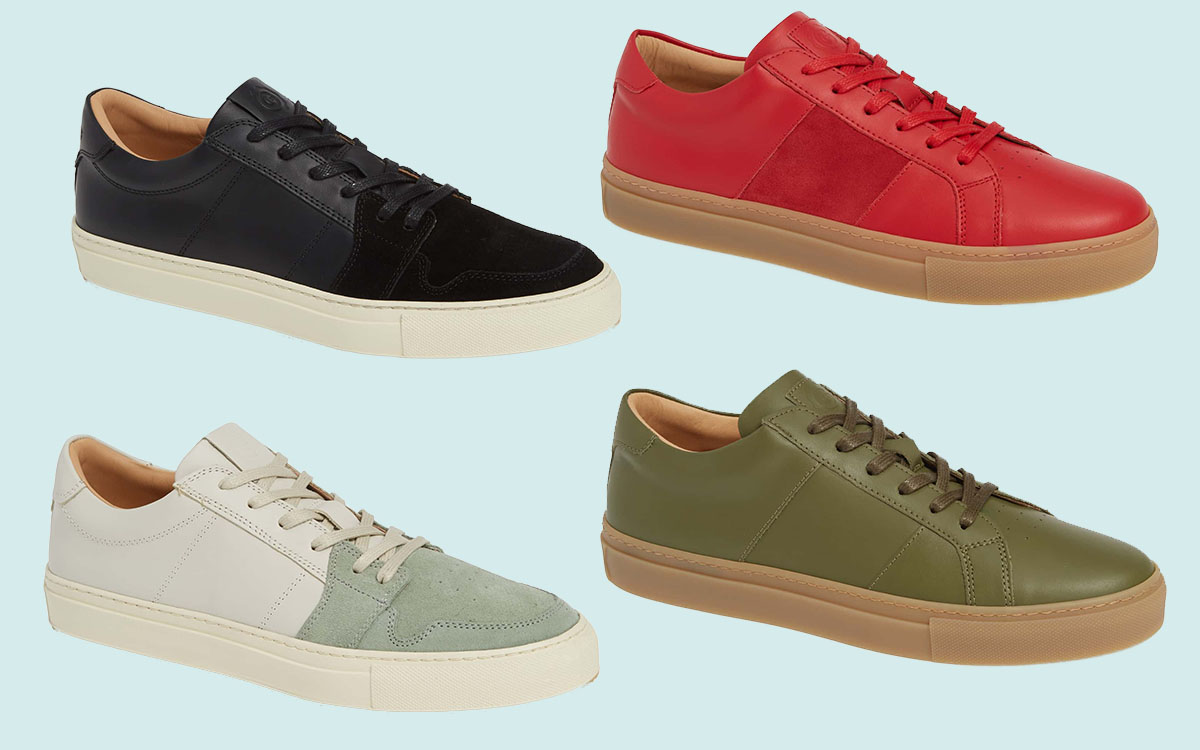 reputable site 4ba7f 7cf9d These Aptly Named Greats Sneakers are 50% Off