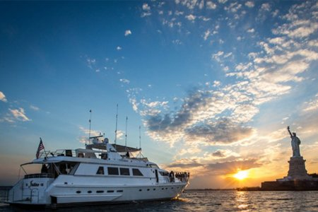 These 7 NYC Boat Rentals Will Cover Every Maritime Occasion