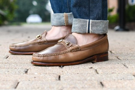 Oak Street and Horween Have Teamed Up on a Loafer for the Ages