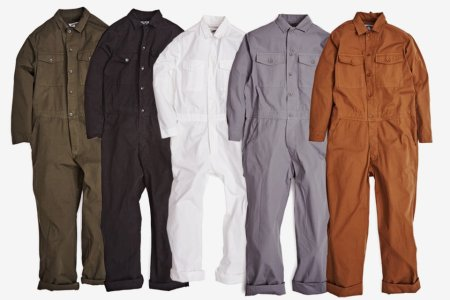 Climb, Costume or Carouse in These Tasty Old-School Climbing Suits