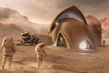 Here Are Some Pictures of NASA's Top 5 Picks for Martian Habitats
