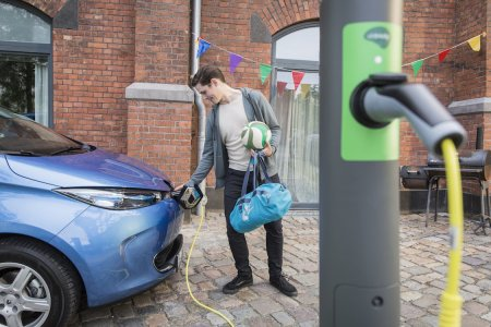 Europe Just Solved the Biggest Problem With Electric Cars