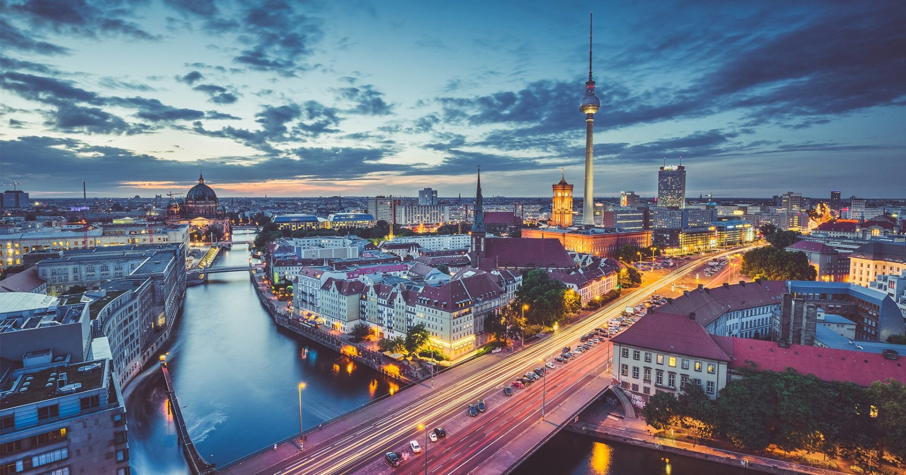 Win a Trip for 2 to Berlin